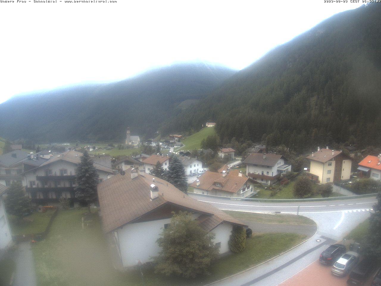 Schnalstal Valley - village Madonna di Senales